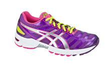 Asics Women's Gel-DS Trainer 18 W purple/silver/neon yellow